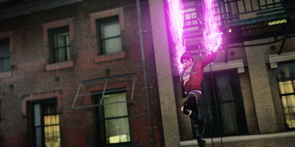Infamous: First Light Soundtrack