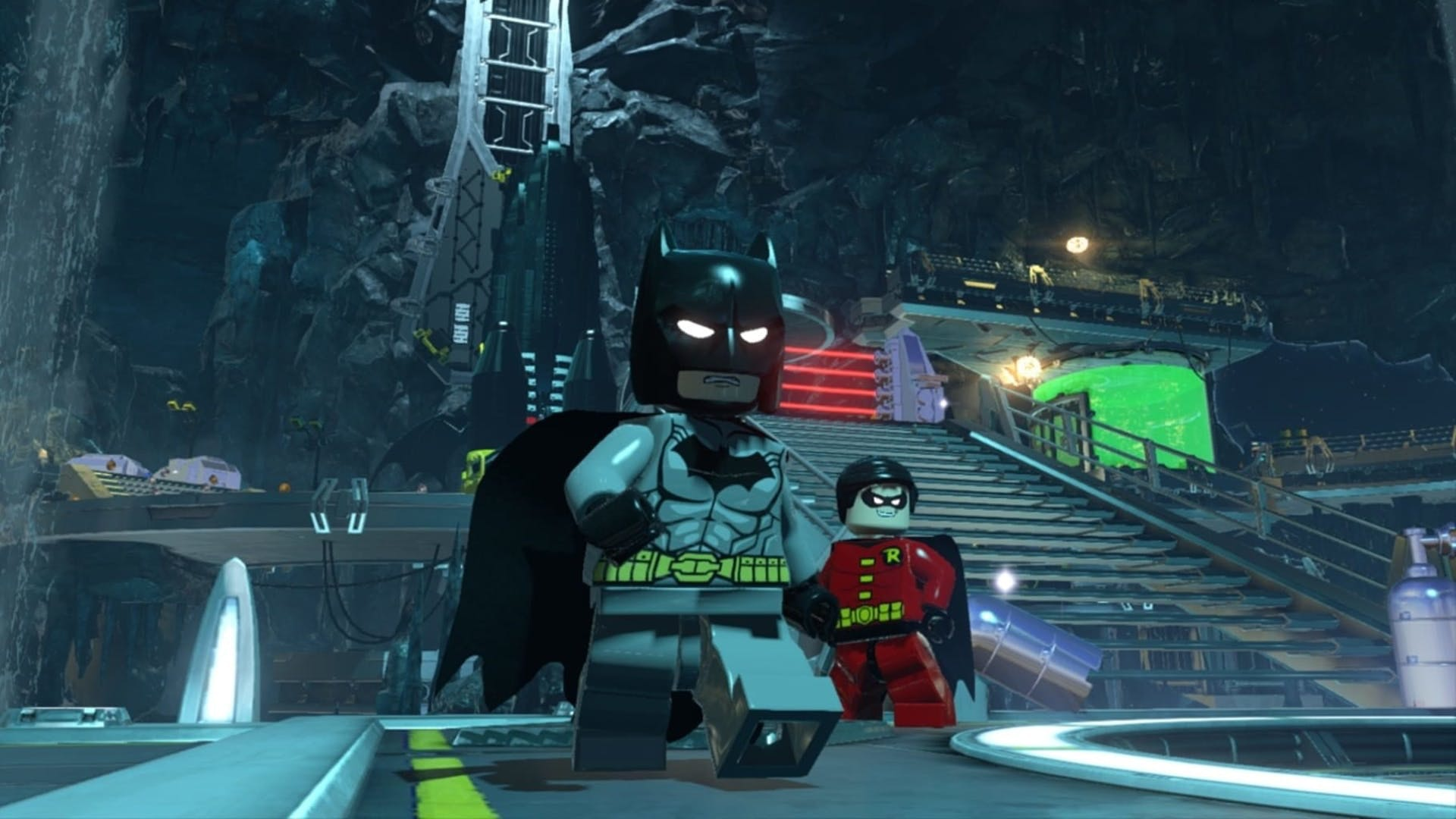 LEGO Batman 3: Beyond Gotham Soundtrack