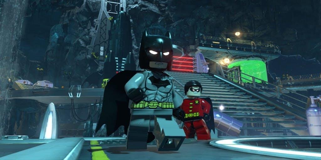 LEGO Batman 3: Beyond Gotham Soundtrack
