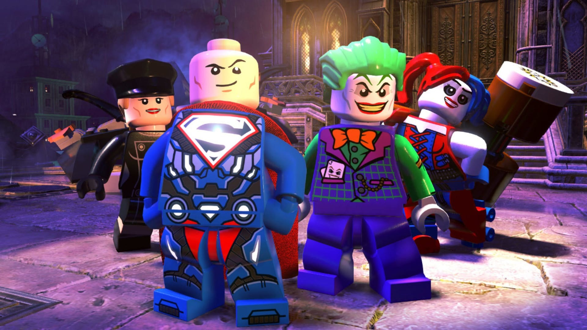 LEGO DC Super-Villains Soundtrack
