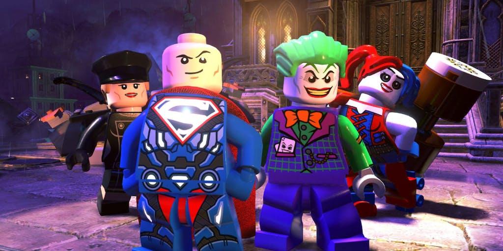 LEGO DC Super-Villains Soundtrack