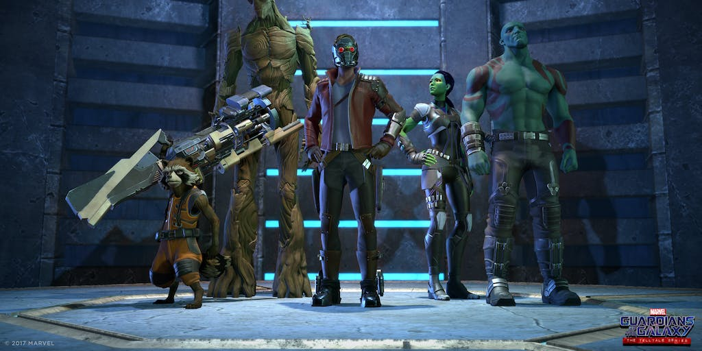 Marvel's Guardians of the Galaxy: The Telltale Series Soundtrack