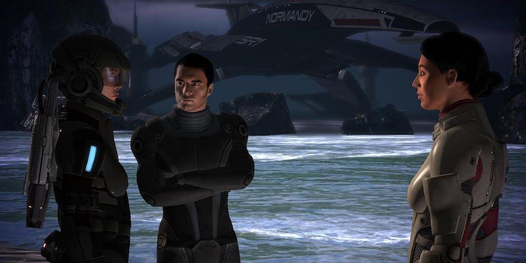 Mass Effect Soundtrack