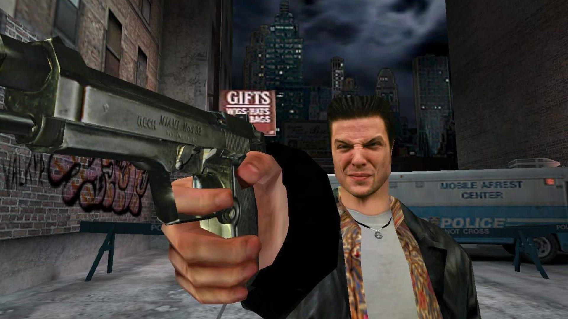 Max Payne Soundtrack