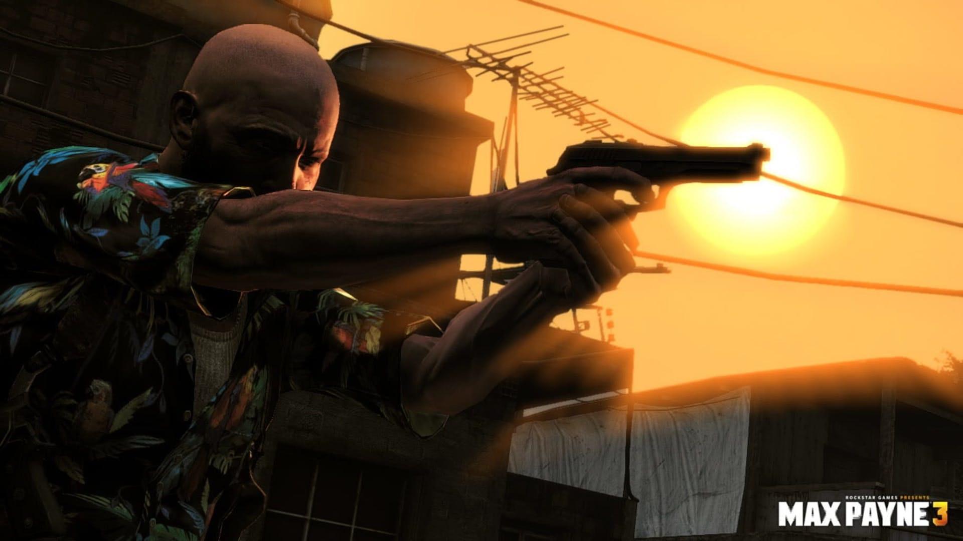 Max Payne 3 Soundtrack