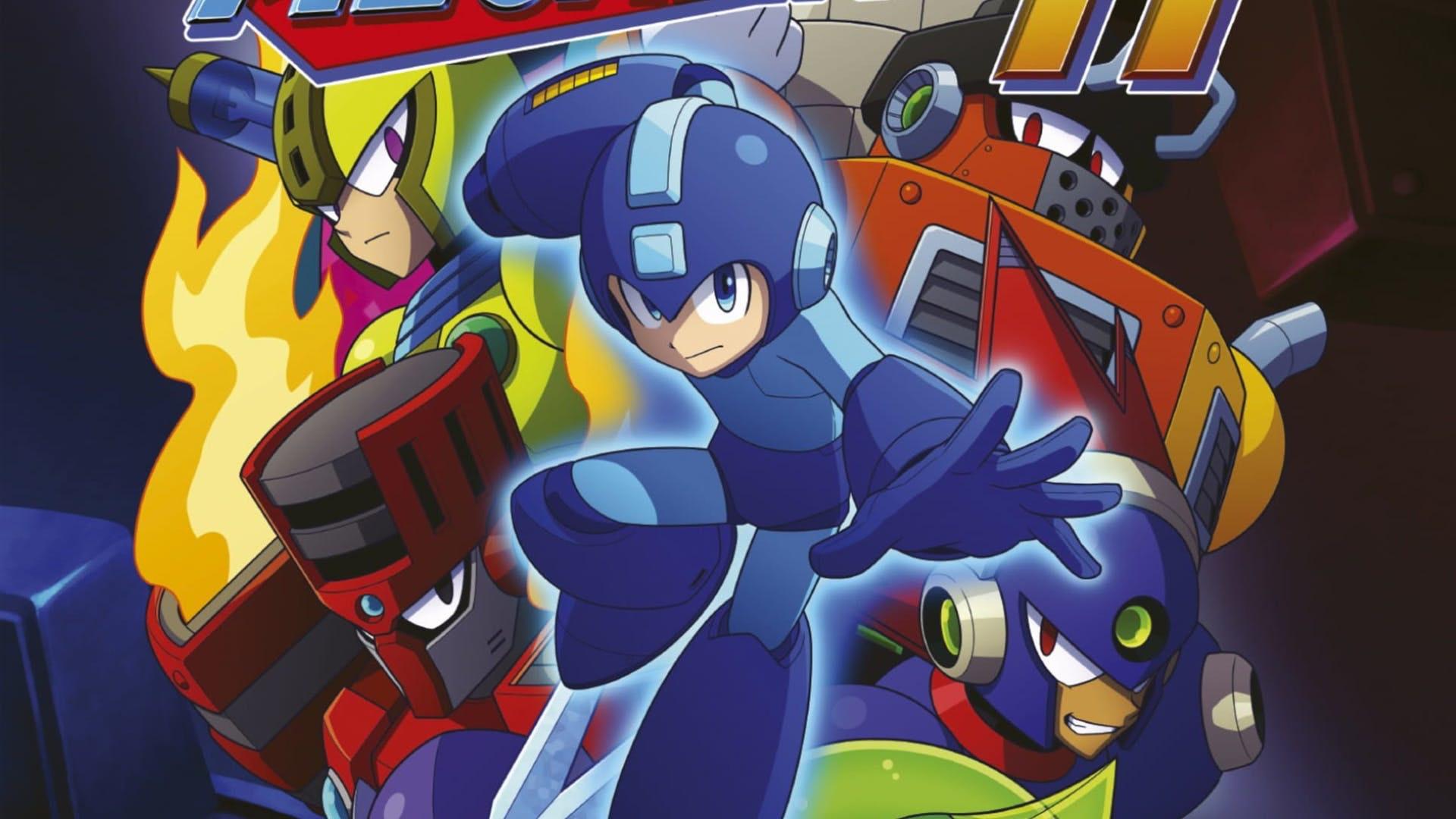 Mega Man 11 Soundtrack
