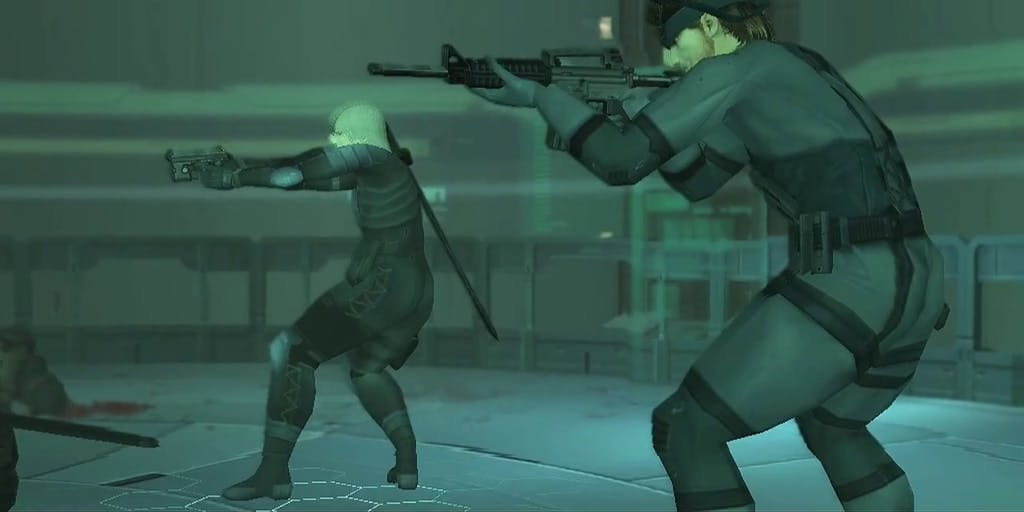 Metal Gear Solid 2: Sons of Liberty Soundtrack