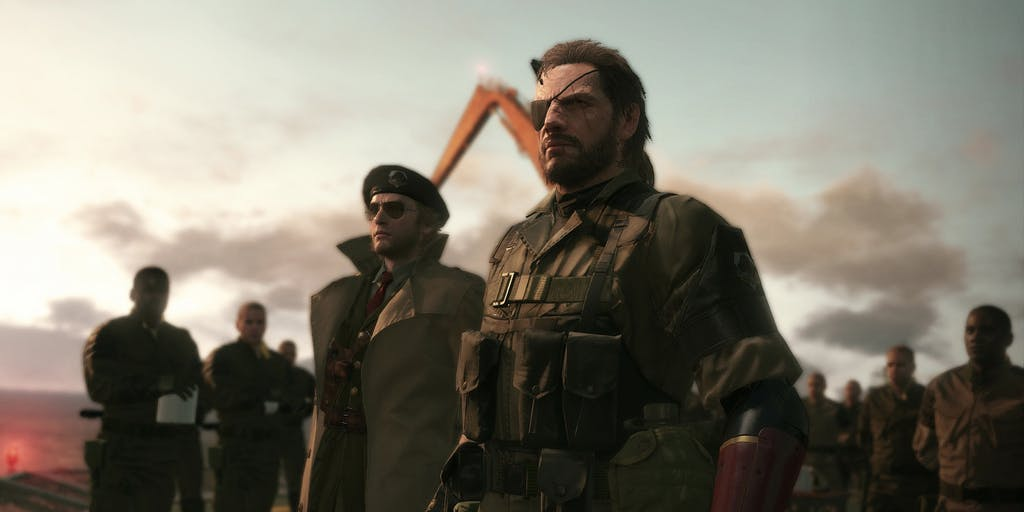 Metal Gear Solid V: The Phantom Pain Soundtrack