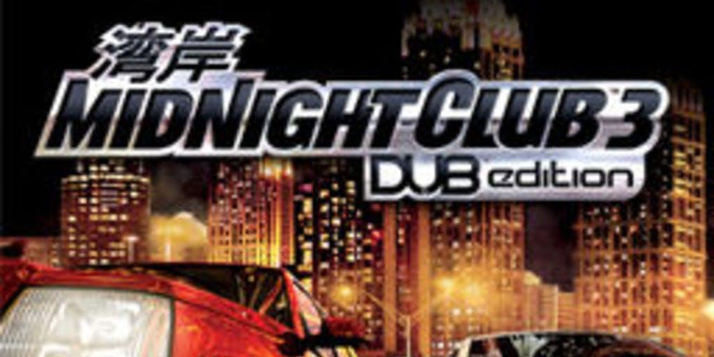 Midnight Club 3: DUB Edition Soundtrack