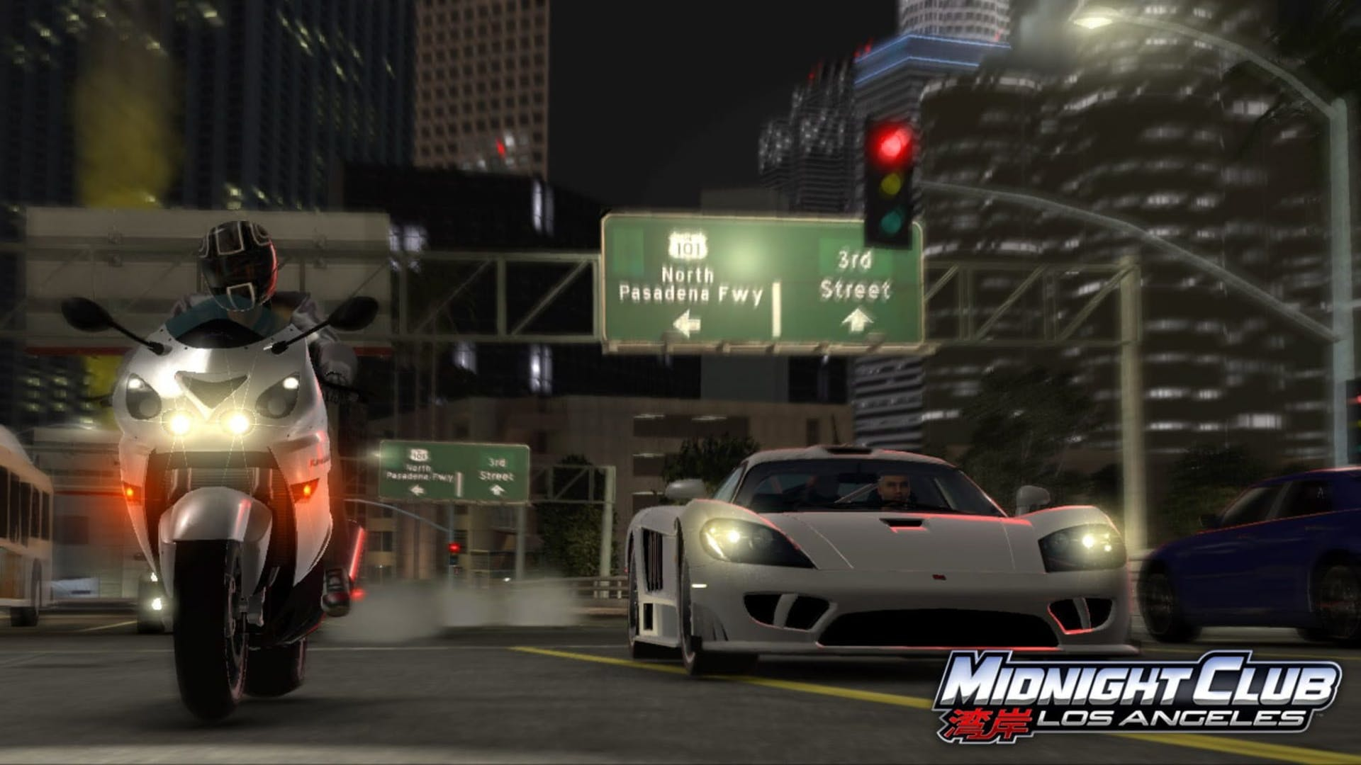 Midnight Club: Los Angeles Soundtrack