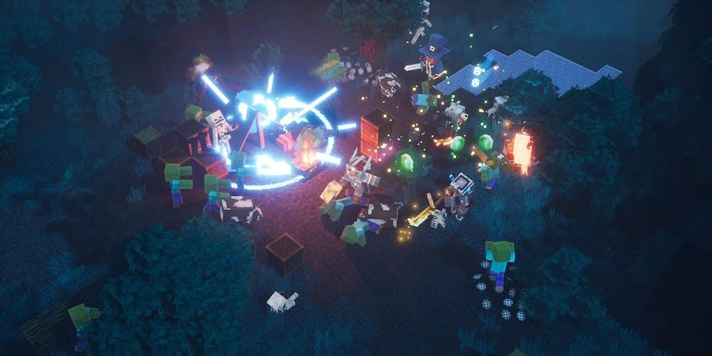 Minecraft Dungeons Soundtrack