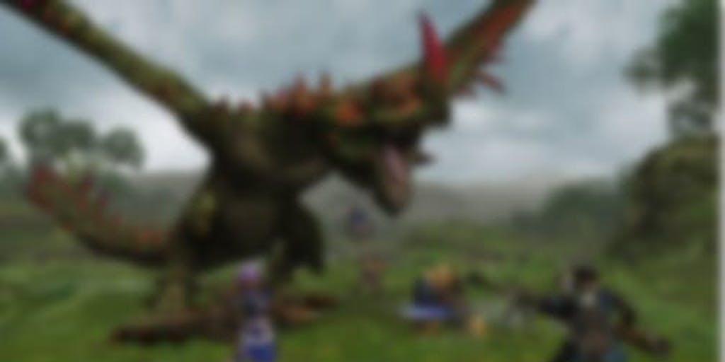 Monster Hunter Frontier Online Soundtrack