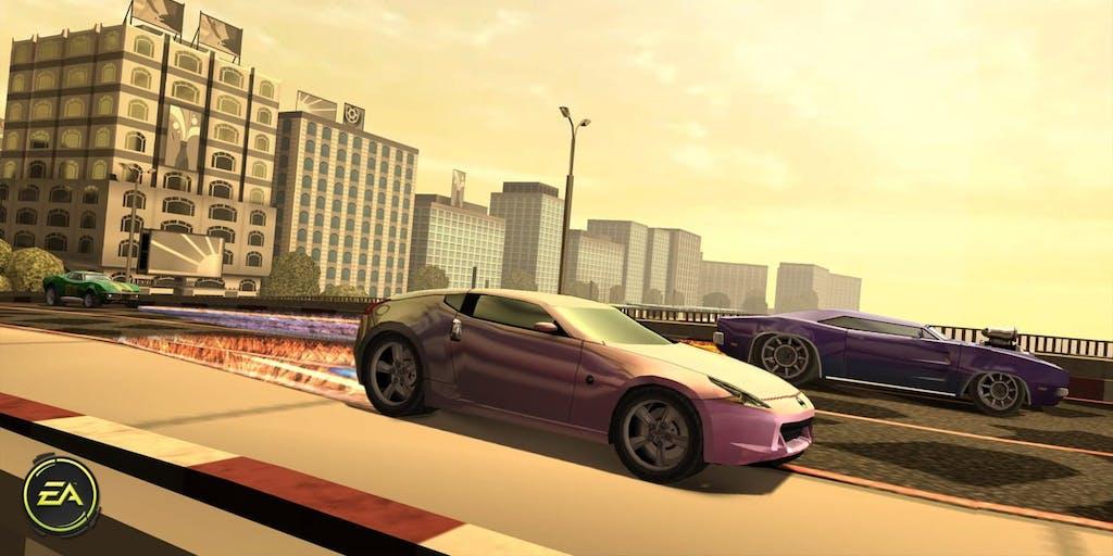 Need for Speed: Nitro Soundtrack