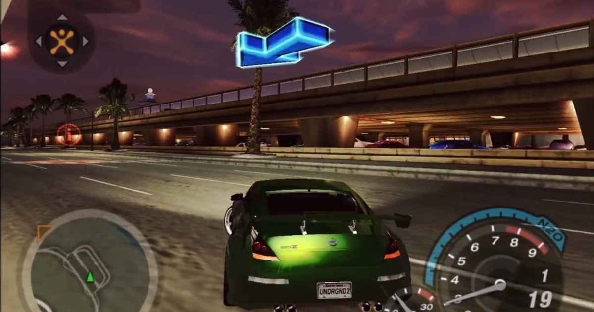Need For Speed Underground 2 Soundtrack Music Complete Song