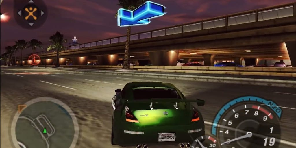 Need for Speed: Underground 2 Soundtrack