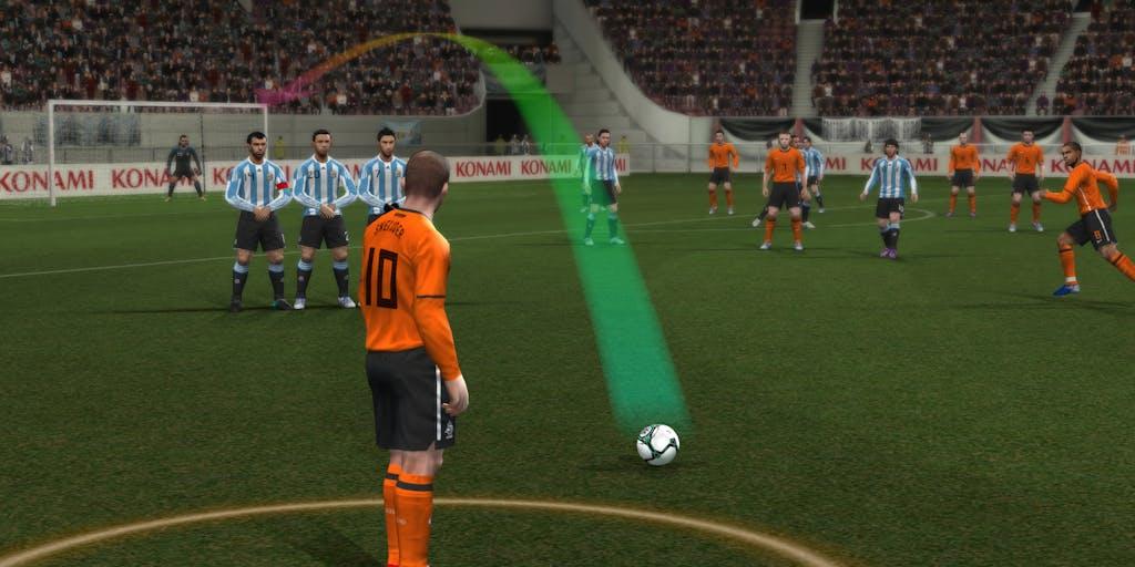 Pro Evolution Soccer 2011 Soundtrack