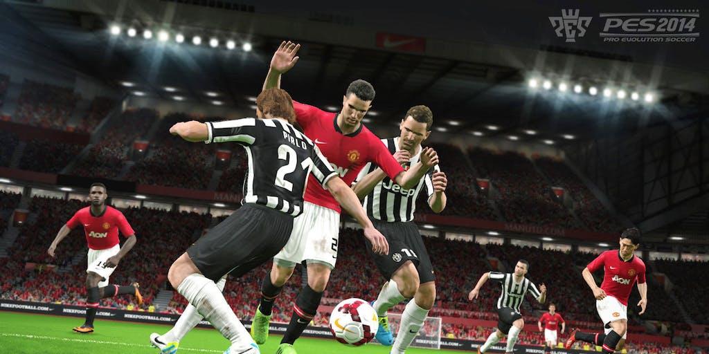 Pro Evolution Soccer 2014 Soundtrack