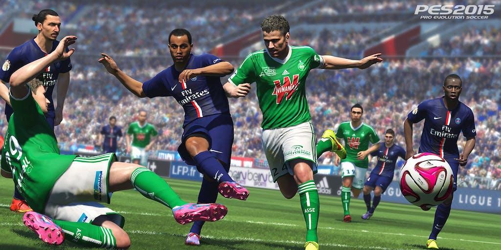 Pro Evolution Soccer 2015 Soundtrack