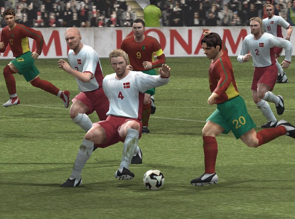 Pro Evolution Soccer 5 Soundtrack