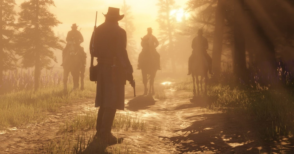 Red Dead Redemption 2 Soundtrack Music - Complete Song List