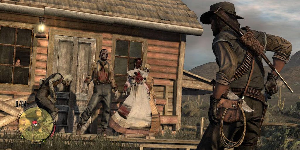 Red Dead Redemption: Undead Nightmare Soundtrack
