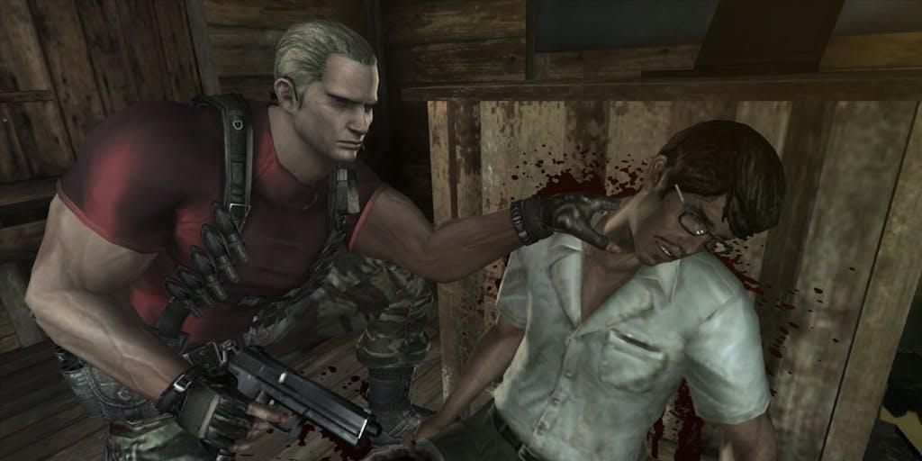 Resident Evil: The Darkside Chronicles Soundtrack
