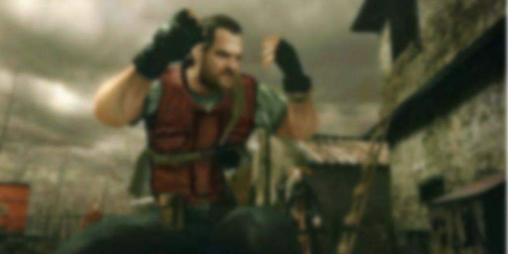 Resident Evil: The Mercenaries 3D Soundtrack