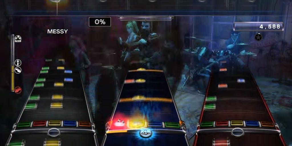 Rock Band Soundtrack