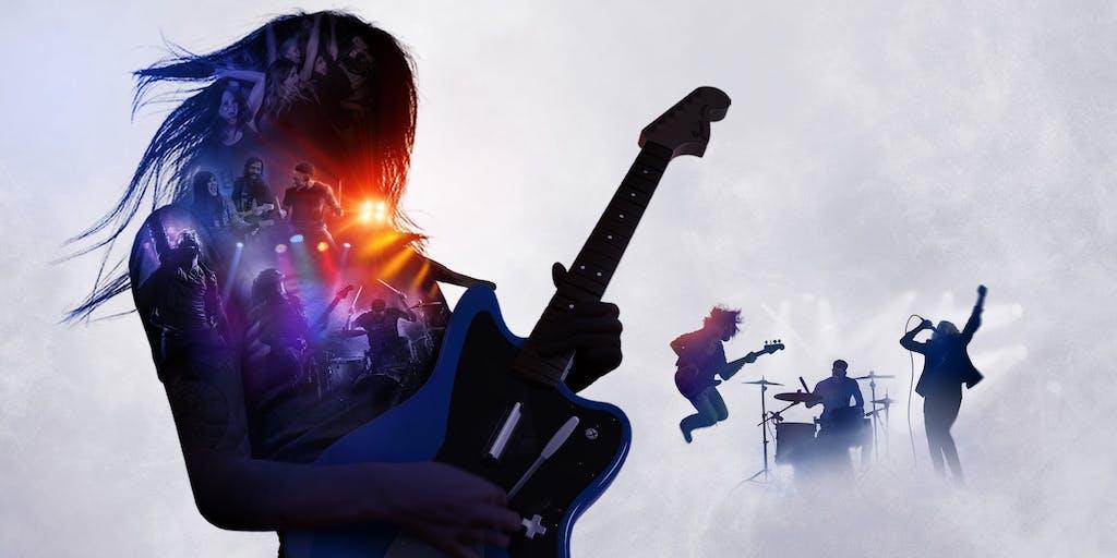 Rock Band Rivals Soundtrack