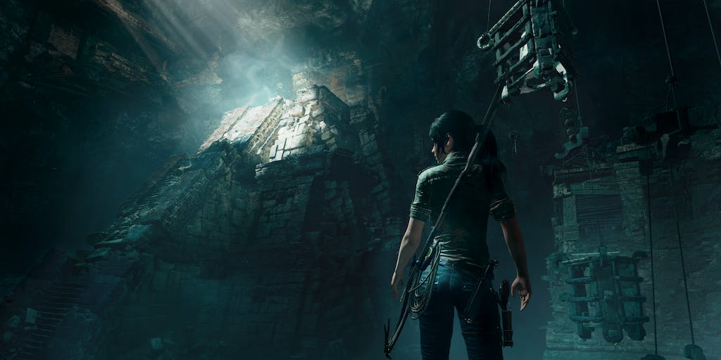 Shadow of the Tomb Raider Soundtrack