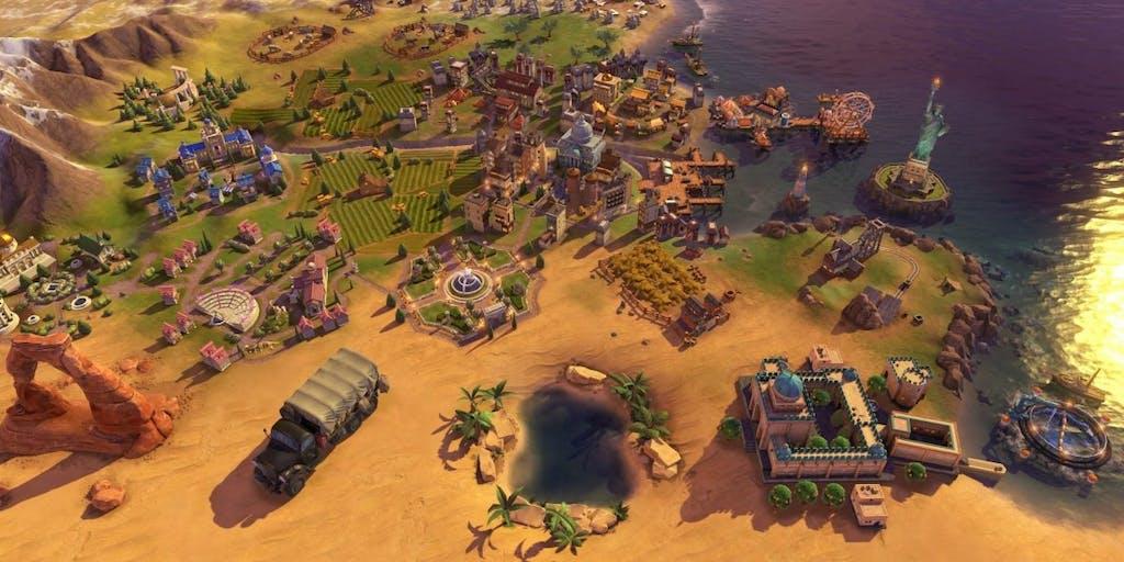 Sid Meier's Civilization VI: Rise and Fall Soundtrack