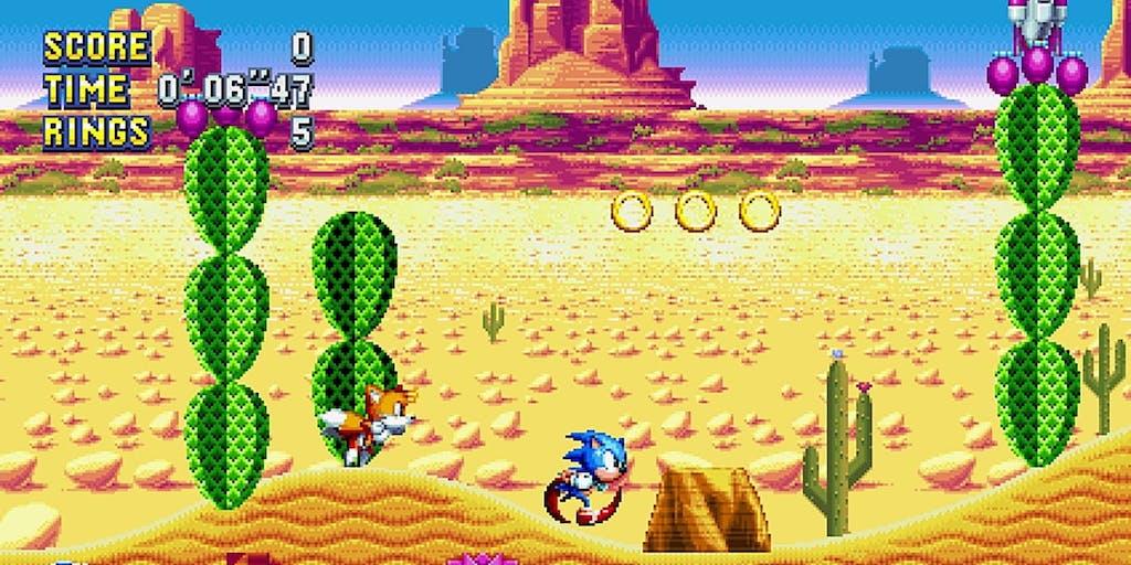 Sonic Mania Soundtrack