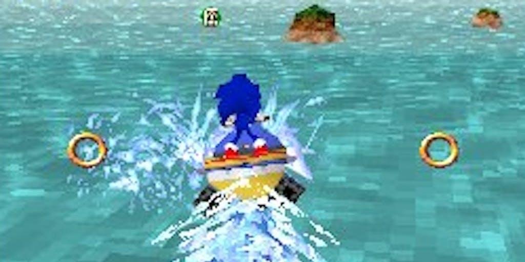 Sonic Rush Adventure Soundtrack