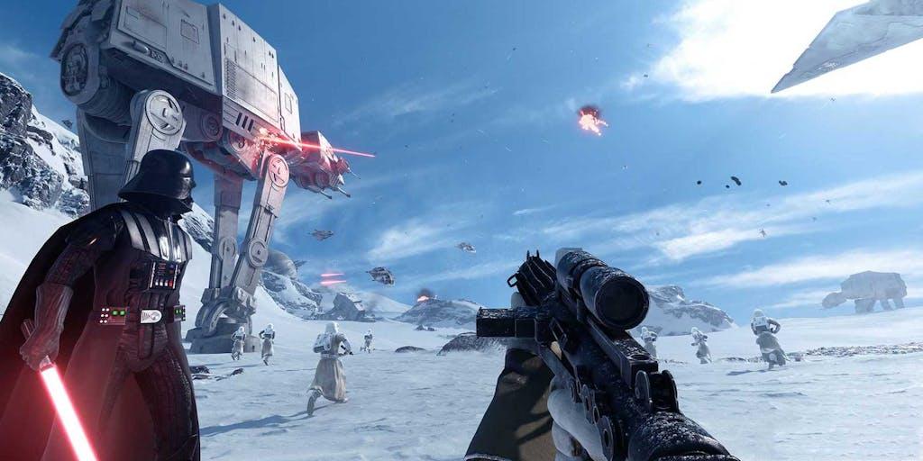 Star Wars Battlefront Soundtrack