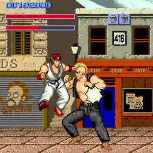 Street Fighter Soundtrack