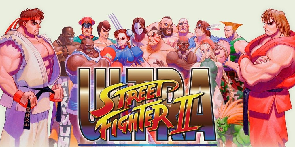 Street Fighter II Soundtrack