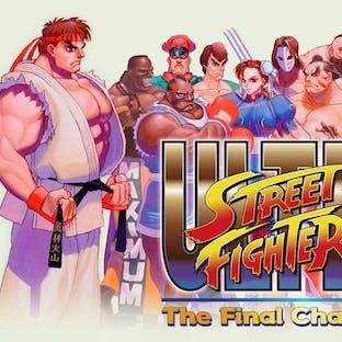 street fighter ii v soundtrack