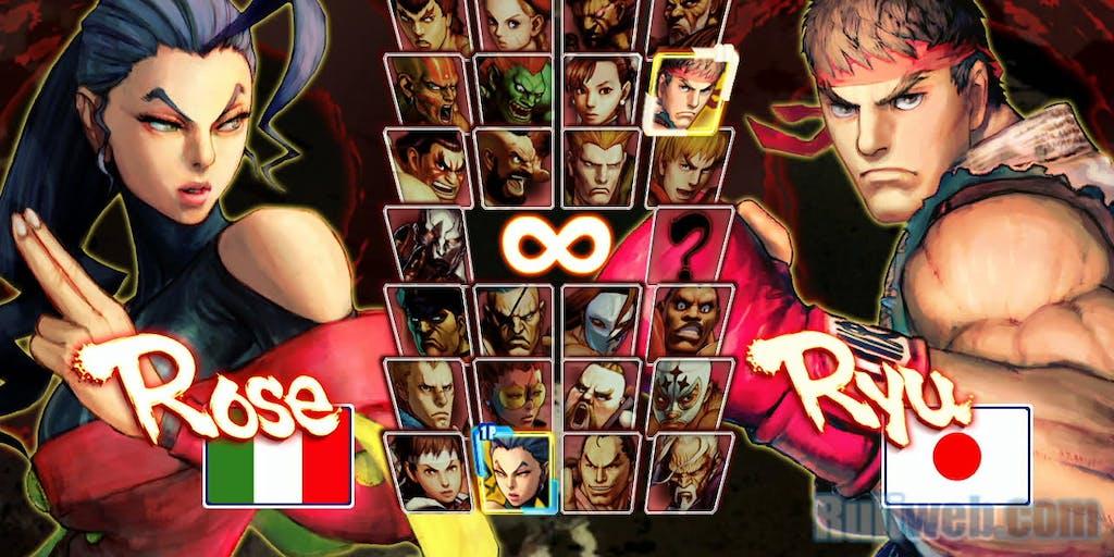 Street Fighter IV Soundtrack