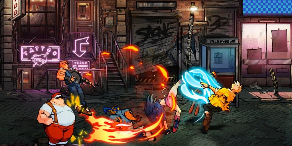 Streets of Rage 4 Soundtrack