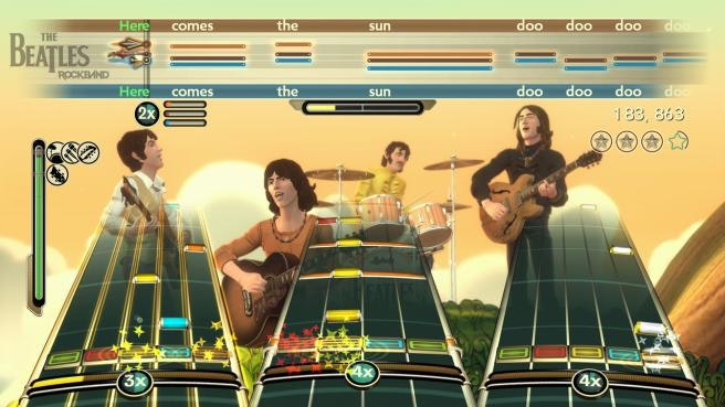 The Beatles: Rock Band Soundtrack