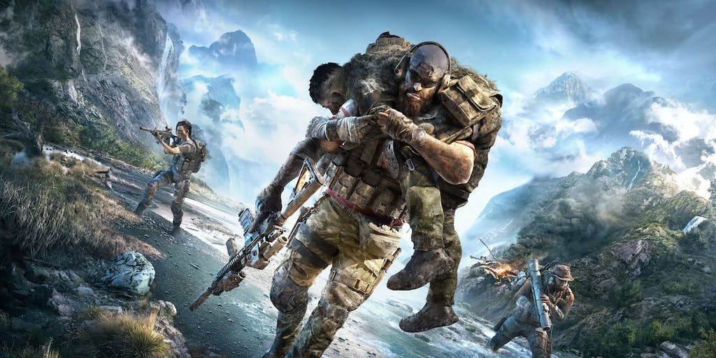 Tom Clancy's Ghost Recon: Breakpoint Soundtrack