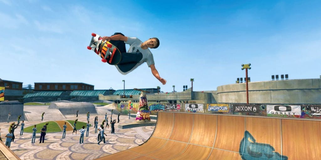 Tony Hawk: Ride Soundtrack