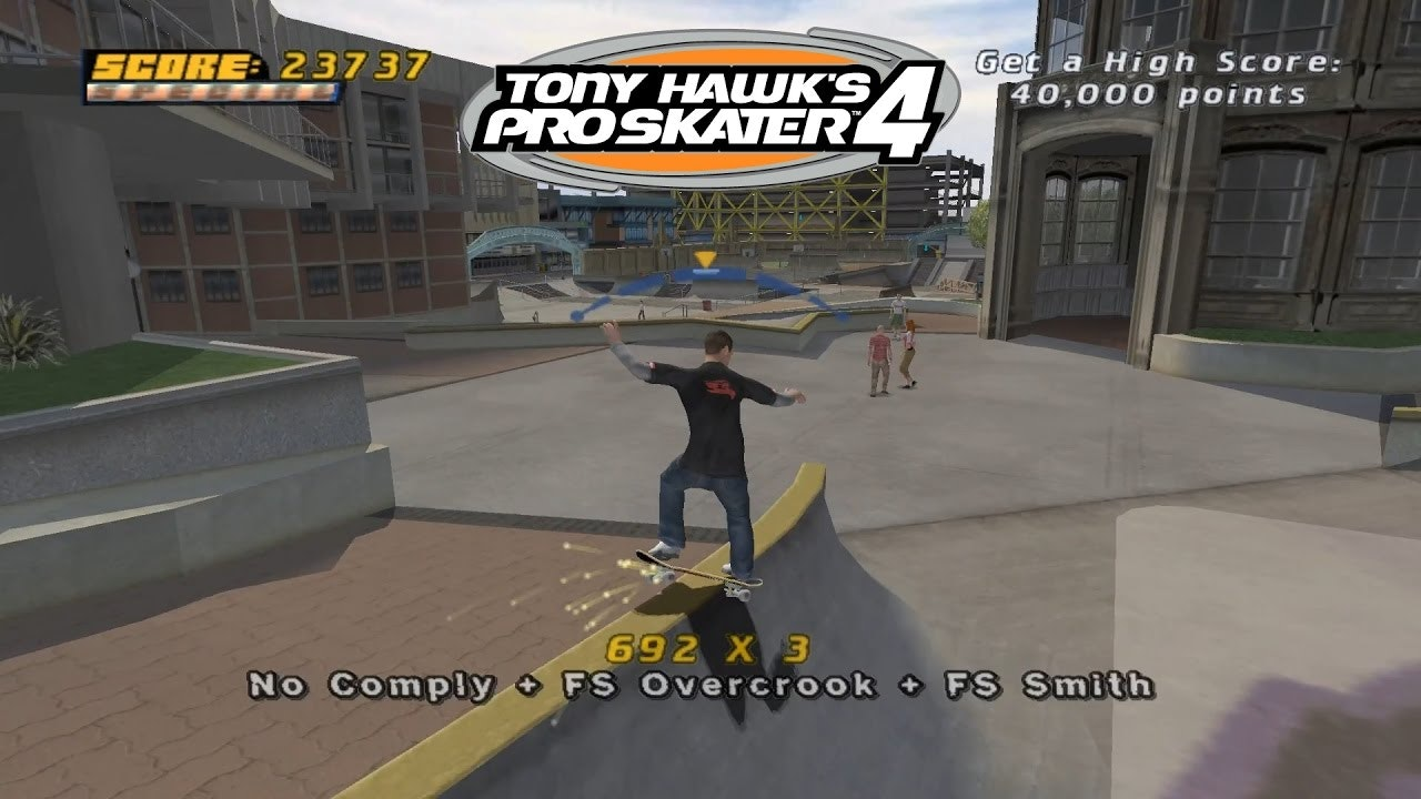 Tony Hawk's Pro Skater 4 Soundtrack