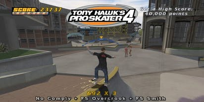 Tony Hawk's Pro Skater 4 Soundtrack Music - Complete Song