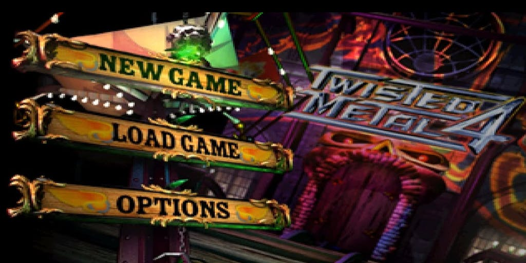 Twisted Metal 4 Soundtrack