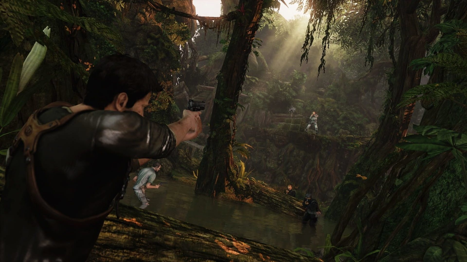 Uncharted 2: Among Thieves Soundtrack