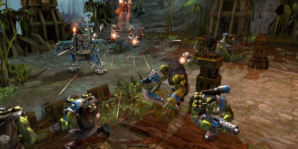 Warhammer 40,000: Dawn of War II Soundtrack