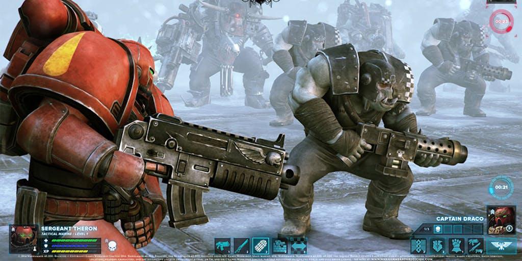 Warhammer 40,000: Regicide Soundtrack