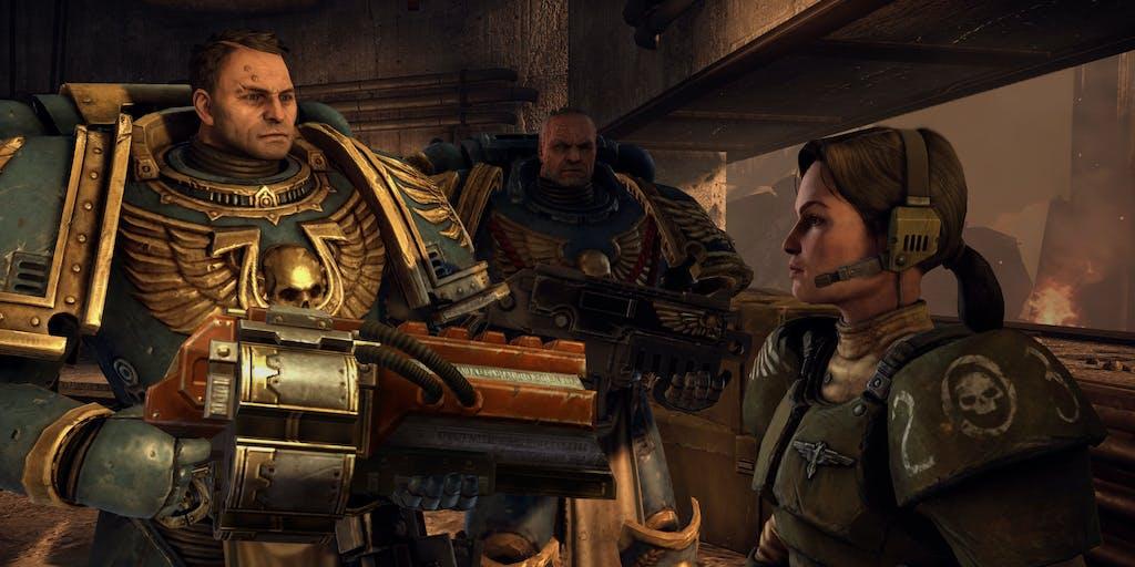 Warhammer 40,000: Space Marine Soundtrack