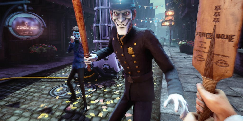 We Happy Few Soundtrack